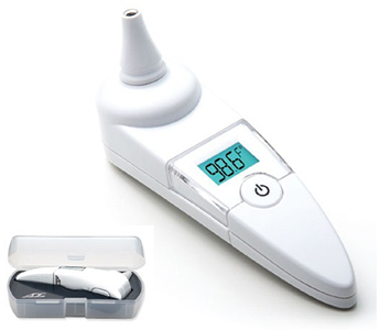 ADC ADTEMP 421 Compact Digital Tympanic Ear Thermometer